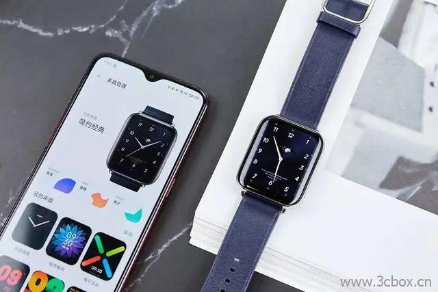 推荐四款智能手表